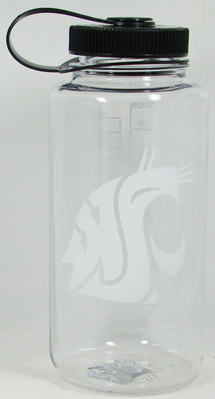 Washington State Cougars Nordic Company Widemouth Nalgene Bottle