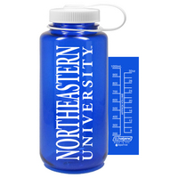 Northeastern Huskies Nordic Company Widemouth Nalgene Bottle