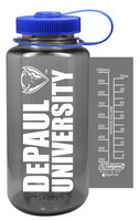 DePaul Nordic Company Widemouth Nalgene Bottle