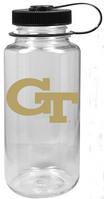 Georgia Tech Nordic Company Widemouth Nalgene Bottle