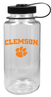 Clemson Tigers Nordic Company Widemouth Nalgene Bottle
