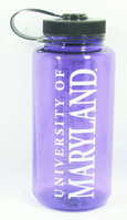 University of Maryland Nordic Company Widemouth Nalgene Bottle
