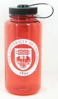 University of Chicago Nordic Company Widemouth Nalgene Bottle