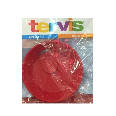 Tervis 24oz Red Travel Lid