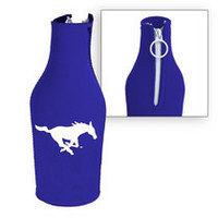 SMU Mustangs Bottle Koozie