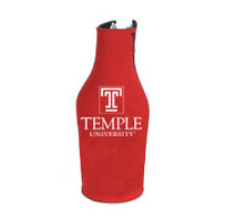 Temple Bottle Koozie