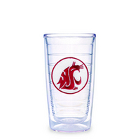 Washington State Cougars 16 Oz Tumbler by Tervis Tumbler