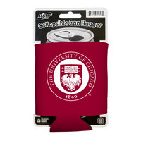 University of Chicago Collapsible Can Hugger
