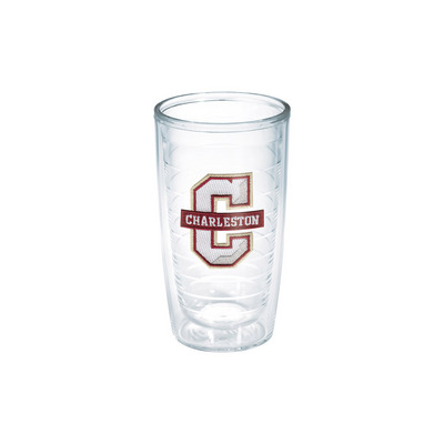 College of Charleston 16 Oz Tumbler by Tervis Tumbler