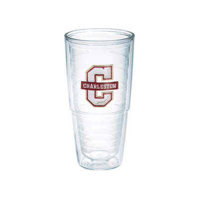 College of Charleston 24 Oz Tumbler by Tervis Tumbler
