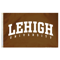 Lehigh Screen Printed Flag