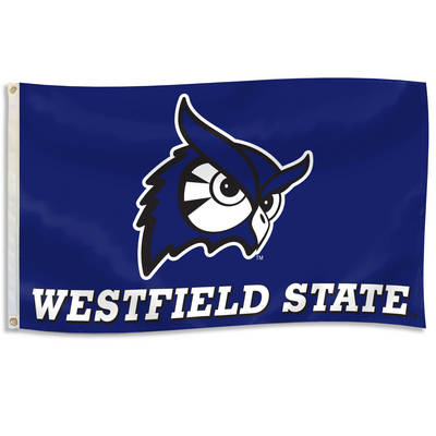 Westfield State University >> 3x5 Flag The Westfield State University Bookstore