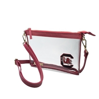 Small Clear Crossbody