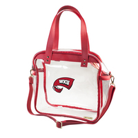 Clear Carryall Tote