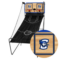 Creighton University Bluejays Classic Court Double Shootout Basketball Game