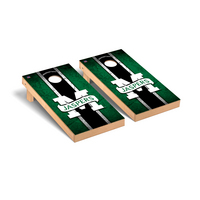 Manhattan Jaspers Regulation Cornhole Game Set Vintage Version