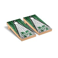 Manhattan Jaspers Regulation Cornhole Game Set Triangle Weathered Version