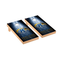 Kent State Golden Flashes Regulation Cornhole Game Set Museum Version