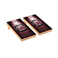 South Carolina Gamecocks USC Regulation Cornhole Game Set Museum Version