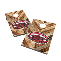 Jacksonville State University JSU Gamecocks 2x3 Cornhole Bag Toss
