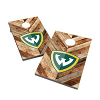 Wayne State University Warriors 2x3 Cornhole Bag Toss