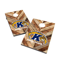 Kent State Golden Flashes 2x3 Cornhole Bag Toss