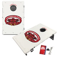 Jacksonville State University JSU Gamecocks Baggo Bean Bag Toss Cornhole Game Classic Design