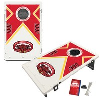 Jacksonville State University JSU Gamecocks Baggo Bean Bag Toss Cornhole Game Vintage Design
