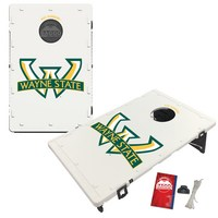 Wayne State University Warriors Baggo Bean Bag Toss Cornhole Game Classic Design