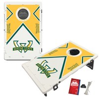 Wayne State University Warriors Baggo Bean Bag Toss Cornhole Game Vintage Design