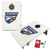 Emory University Eagles Baggo Bean Bag Toss Cornhole Game Classic Design