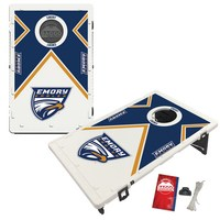 Emory University Eagles Baggo Bean Bag Toss Cornhole Game Vintage Design