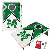 Manhattan College Jaspers Baggo Bean Bag Toss Cornhole Game Vintage Design