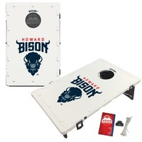 Howard University Bison Baggo Bean Bag Toss Cornhole Game Classic Design