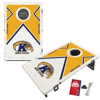 Kent State Golden Flashes Baggo Bean Bag Toss Cornhole Game Vintage Design