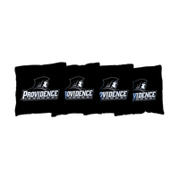 4 Providence College Friars Black Regulation All Weather Cornhole Bags