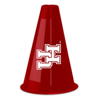 Houston Cougars Megaphone