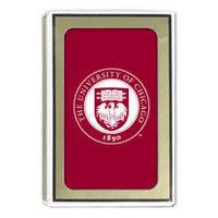 University of Chicago Deck of Cards