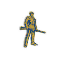WVU Mountaineers MCM Embroidered Patch