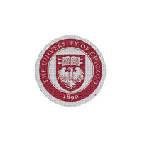 University of Chicago MCM Embroidered Patch
