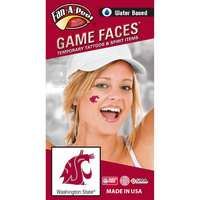 Game Face Tattoo