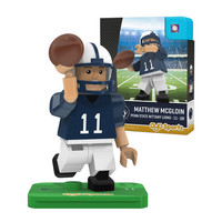 COLLEGE FOOTBALL CAMPUS LEGENDS MINIFIGURES  Matthew McGloin