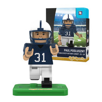 COLLEGE FOOTBALL CAMPUS LEGENDS MINIFIGURES  Paul Posluszney