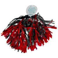 Houston Cougars Shimmer Hair Pom