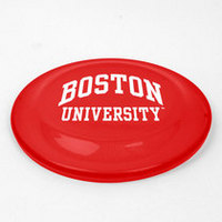 Boston Terriers MCM Frisbee