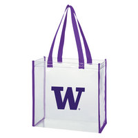 Clear Tote Stadium Bag