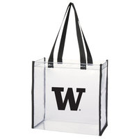 Zipper Stadium Tote