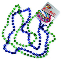 UNC Wilmington School Spirit Beads