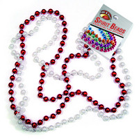 Rutgers Scarlet Knights School Spirit Beads