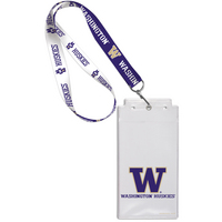 lanyard Credential Holder